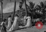 Image of residential buildings Hawaii USA, 1942, second 25 stock footage video 65675072320