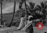 Image of residential buildings Hawaii USA, 1942, second 28 stock footage video 65675072320