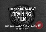 Image of Minesweeping Boat United States USA, 1958, second 2 stock footage video 65675072322