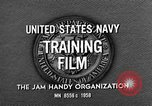 Image of Minesweeping Boat United States USA, 1958, second 6 stock footage video 65675072322
