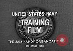 Image of Minesweeping Boat United States USA, 1958, second 9 stock footage video 65675072322