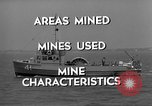 Image of Minesweeping Boat United States USA, 1958, second 43 stock footage video 65675072322