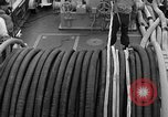 Image of magnetic minesweeping United States USA, 1958, second 43 stock footage video 65675072325