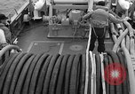 Image of magnetic minesweeping United States USA, 1958, second 45 stock footage video 65675072325