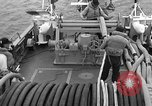 Image of magnetic minesweeping United States USA, 1958, second 48 stock footage video 65675072325
