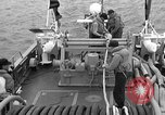Image of magnetic minesweeping United States USA, 1958, second 58 stock footage video 65675072325