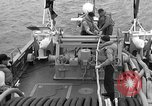 Image of magnetic minesweeping United States USA, 1958, second 59 stock footage video 65675072325