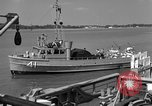 Image of acoustic minesweeping United States USA, 1958, second 50 stock footage video 65675072326