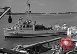 Image of acoustic minesweeping United States USA, 1958, second 51 stock footage video 65675072326