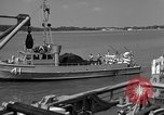 Image of acoustic minesweeping United States USA, 1958, second 55 stock footage video 65675072326