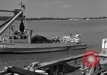 Image of acoustic minesweeping United States USA, 1958, second 57 stock footage video 65675072326