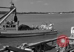 Image of acoustic minesweeping United States USA, 1958, second 58 stock footage video 65675072326