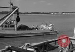 Image of acoustic minesweeping United States USA, 1958, second 59 stock footage video 65675072326