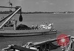Image of acoustic minesweeping United States USA, 1958, second 60 stock footage video 65675072326