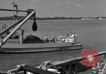 Image of acoustic minesweeping United States USA, 1958, second 61 stock footage video 65675072326