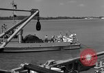 Image of acoustic minesweeping United States USA, 1958, second 62 stock footage video 65675072326