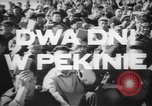 Image of National Day Celebrations Beijing China, 1966, second 6 stock footage video 65675072359