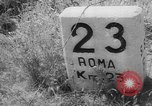 Image of liberation of Rome Rome Italy, 1944, second 21 stock footage video 65675072374
