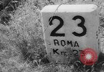 Image of liberation of Rome Rome Italy, 1944, second 22 stock footage video 65675072374