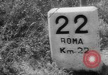 Image of liberation of Rome Rome Italy, 1944, second 23 stock footage video 65675072374