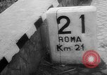 Image of liberation of Rome Rome Italy, 1944, second 25 stock footage video 65675072374