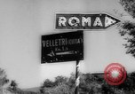 Image of liberation of Rome Rome Italy, 1944, second 52 stock footage video 65675072374