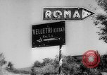 Image of liberation of Rome Rome Italy, 1944, second 53 stock footage video 65675072374