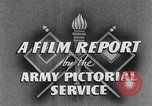 Image of United States infantry Monte Cassino Italy, 1944, second 3 stock footage video 65675072376