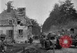 Image of U.S. Infantry and French FT-17 tanks advancing in World War 1 Western Front, 1918, second 13 stock footage video 65675072379