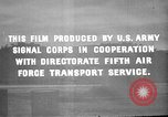Image of 5th Air Force Pacific Theater, 1942, second 14 stock footage video 65675072394