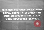 Image of 5th Air Force Pacific Theater, 1942, second 16 stock footage video 65675072394