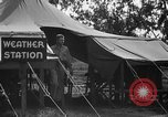 Image of weather station Pacific Theater, 1942, second 7 stock footage video 65675072398
