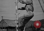 Image of weather station Pacific Theater, 1942, second 43 stock footage video 65675072398