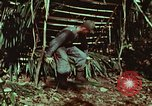 Image of survival techniques Philippines, 1968, second 30 stock footage video 65675072403