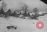 Image of snow fall Russia, 1918, second 7 stock footage video 65675072426
