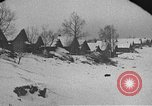 Image of snow fall Russia, 1918, second 8 stock footage video 65675072426