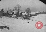 Image of snow fall Russia, 1918, second 10 stock footage video 65675072426