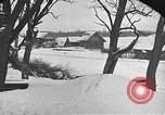 Image of snow fall Russia, 1918, second 12 stock footage video 65675072426