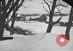 Image of snow fall Russia, 1918, second 14 stock footage video 65675072426