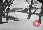 Image of snow fall Russia, 1918, second 15 stock footage video 65675072426