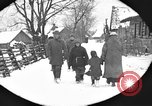 Image of snow fall Russia, 1918, second 18 stock footage video 65675072426