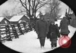 Image of snow fall Russia, 1918, second 20 stock footage video 65675072426
