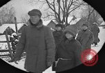 Image of snow fall Russia, 1918, second 23 stock footage video 65675072426