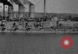 Image of Russian ships Black Sea, 1915, second 6 stock footage video 65675072428