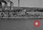 Image of Russian ships Black Sea, 1915, second 8 stock footage video 65675072428