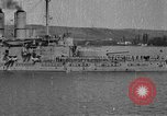 Image of Russian ships Black Sea, 1915, second 10 stock footage video 65675072428