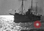 Image of Russian warships Black Sea, 1915, second 47 stock footage video 65675072429