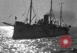 Image of Russian warships Black Sea, 1915, second 48 stock footage video 65675072429