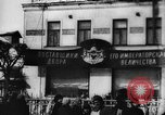 Image of October Revolution of Russian Revolution Russia, 1917, second 6 stock footage video 65675072430