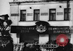 Image of October Revolution of Russian Revolution Russia, 1917, second 9 stock footage video 65675072430